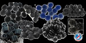 Bioball dan bakteri nitrifikasi