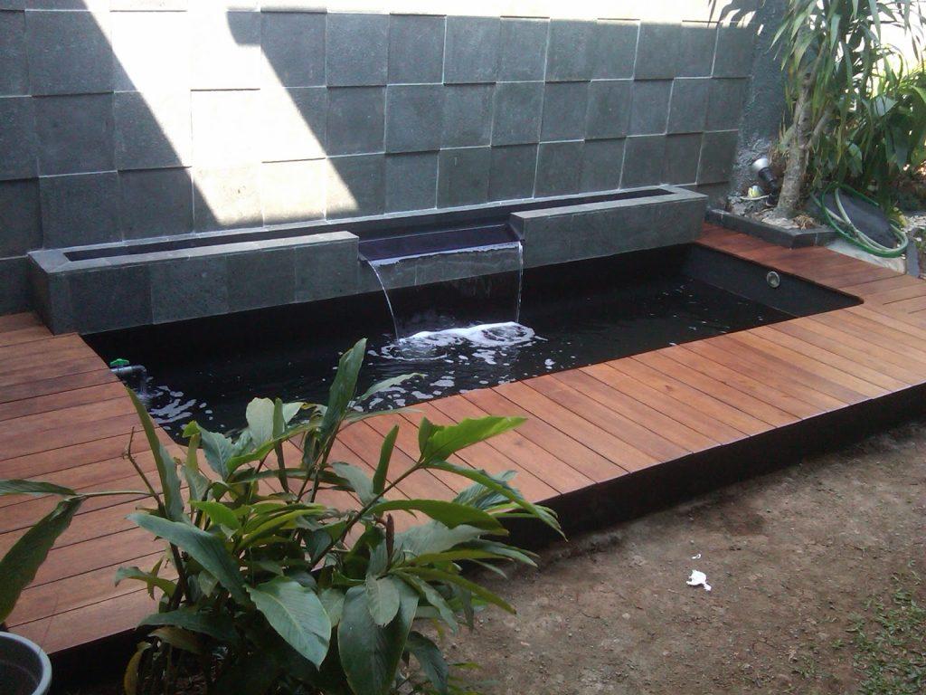 kolam baru